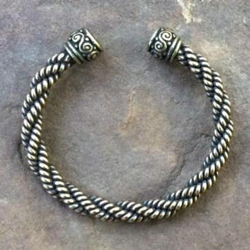 Spiral Bracelet Medium Bracelet