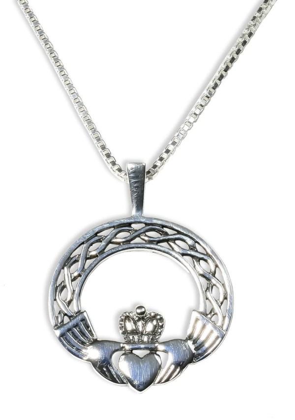 Claddagh Necklace