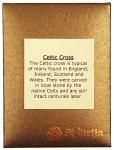 Bronze Celtic Cross Pendant