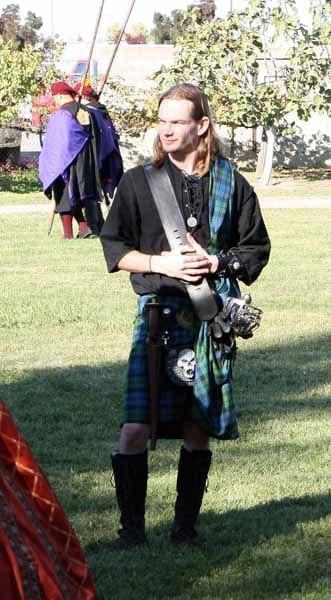 Medium Weight Ancient Kilt
