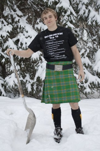Good Basic Kilts for Teens