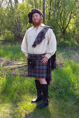"Phillabeg ""Little Kilt"""