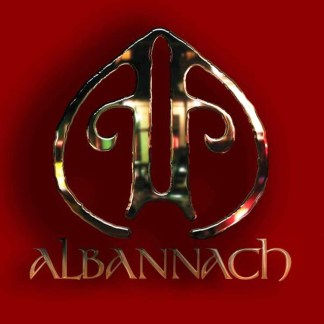 CD - Albannach - self titled