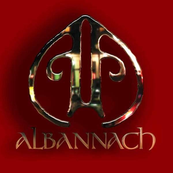 CD - Albannach - self titled