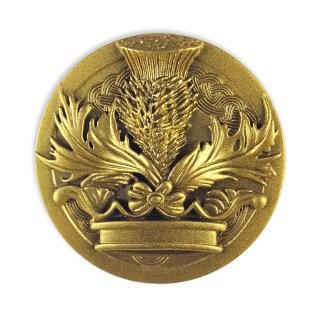 OUTLANDER Thistle & Crown Brooch