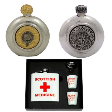 Celtic Flasks