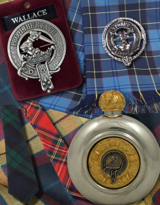 category clans and tartans