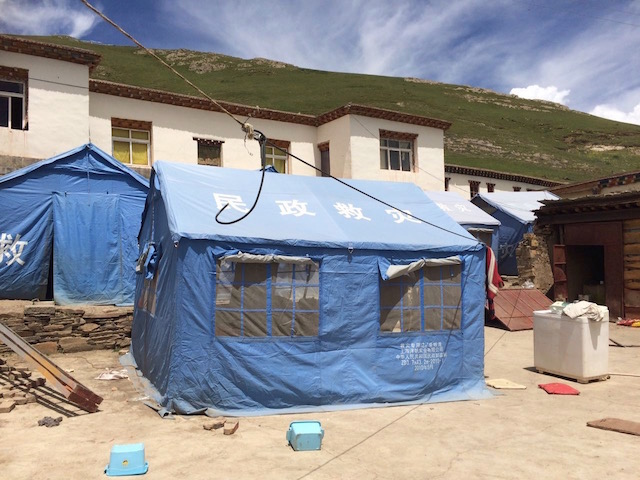 shedra children tent outside aug2016 copy