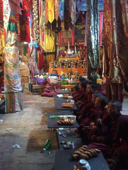 temple aug2016 butter lamps tsok temple photo-4 copy