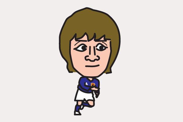 田中達也の似顔絵画像