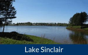 lake sinclair real estate