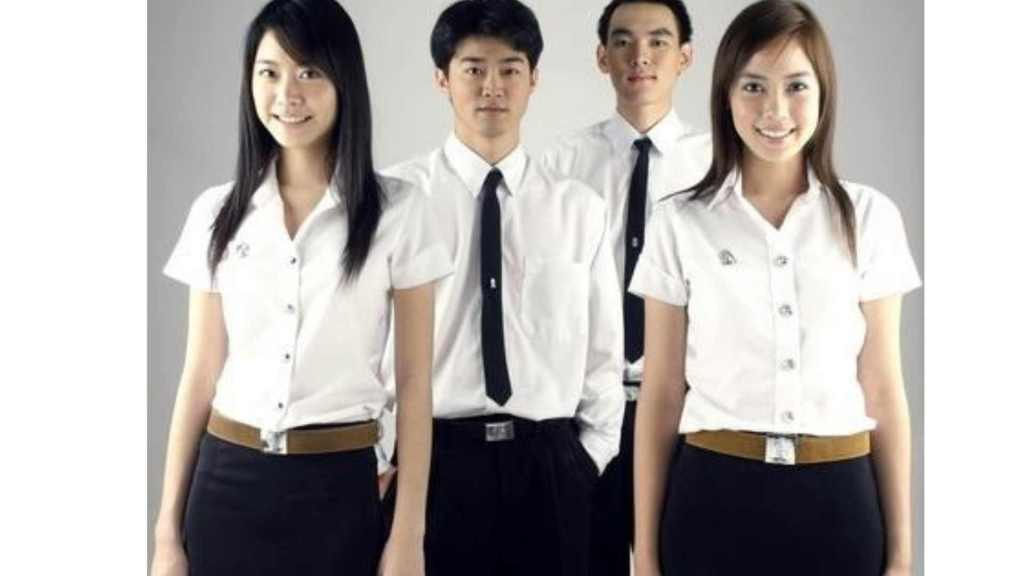 Thai university uniform guide