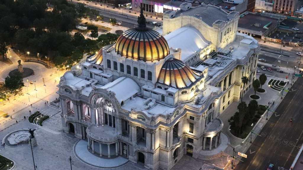Museo de Bellas Artes, Mexico City, Mexico
