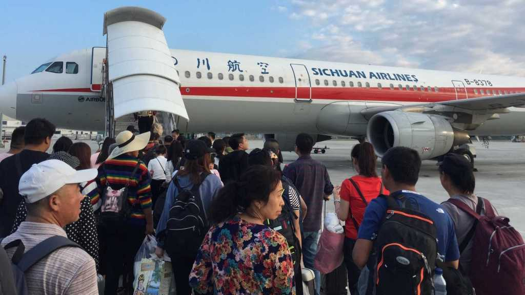 Sichuan Airlines Airbus A320 a safer alternative to Boeing's 737 MAX