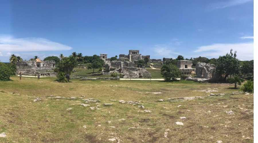 Tulum, Mexico Ruins
