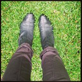 Country Road brogue Chelsea boots