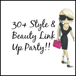 Thursday Style and Beauty Link Up