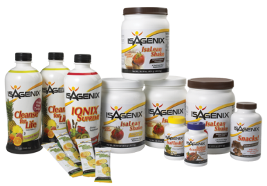 Isagenix 30 day fat burning system