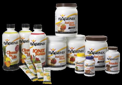 Isagenix 30 day fat burning system