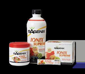 Ionix Supreme stress reducer from Isagenix