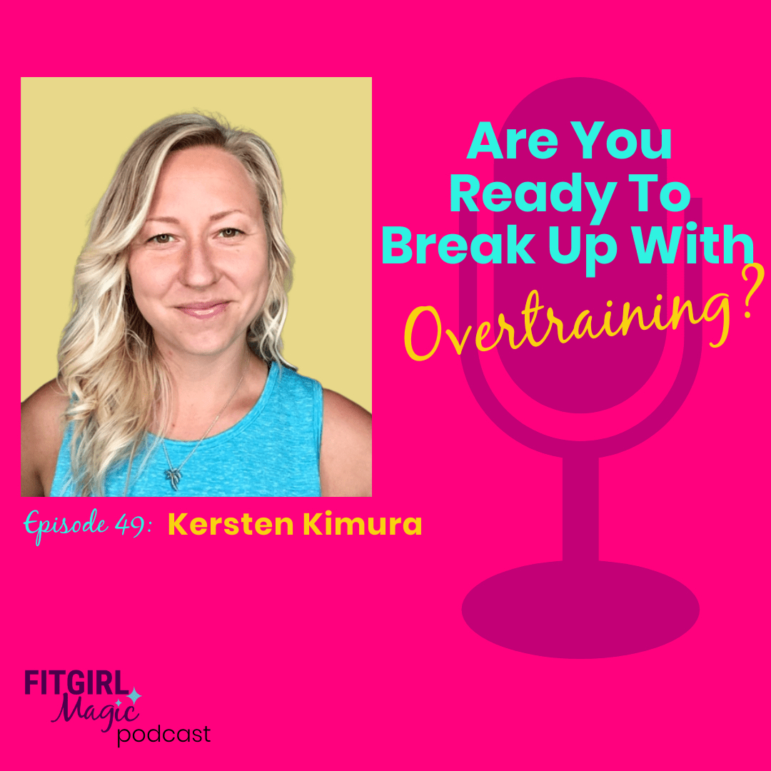 Are You Ready To Break Up With Overtraining?