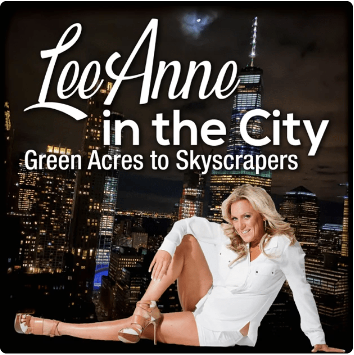 LeeAnne In The City