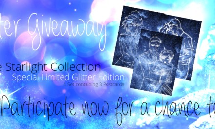 "Giveaway! ""The Starlight Collection"" Limited Glitter Edition"