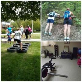 Exercise Collage