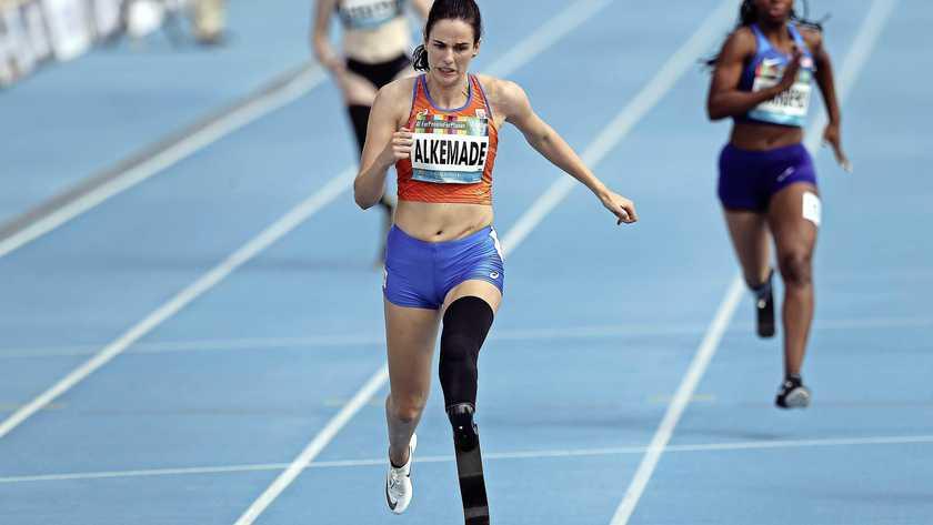 Kimberly 200 meter Telegraaf