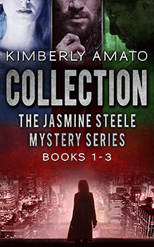 Jasmine Steele Mystery Series Collection Books 1-3