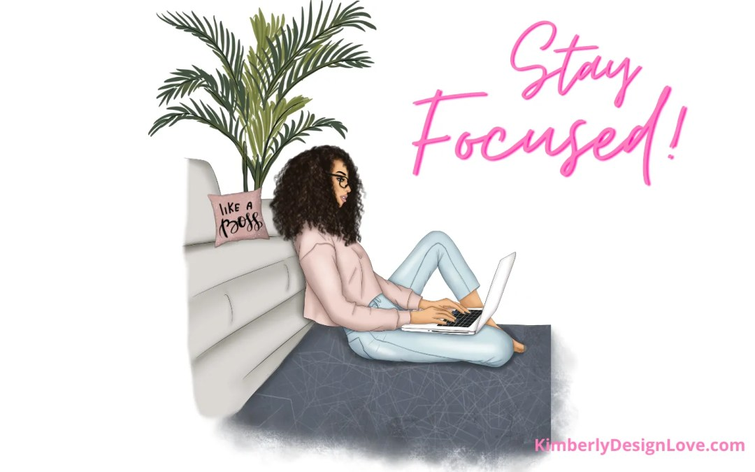 Staying Focused on Your Business Even in Paradise