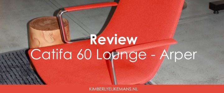 Catifa 60 Lounge - Arper