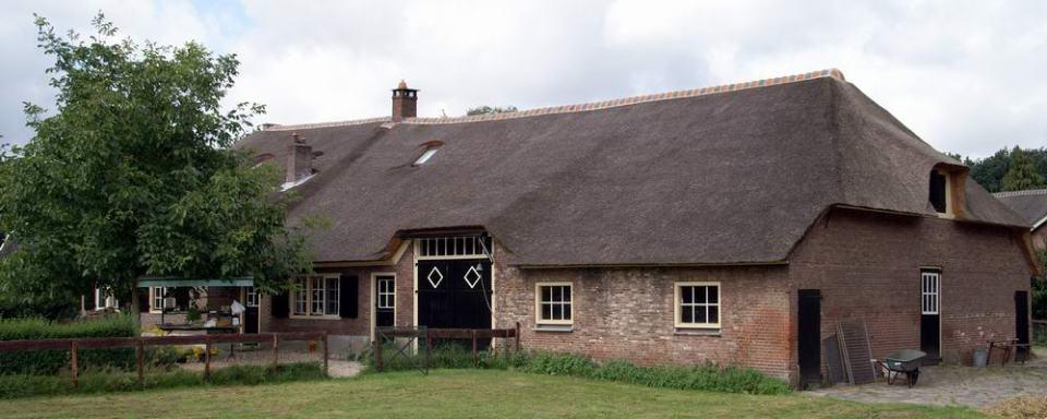 Boerderijwoning: Droomhuis