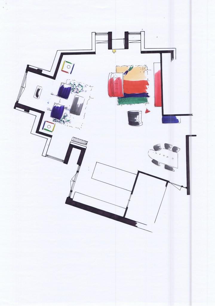 Stylingopdracht appartement in Veghel
