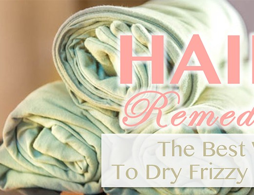 towel for frizzy hair featured image