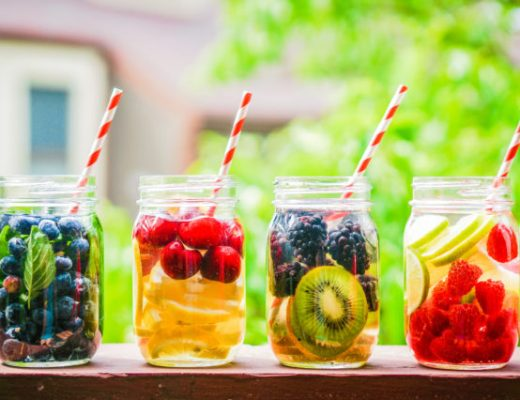 detox water recipes cocktails
