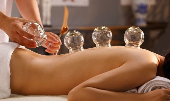 cupping relax