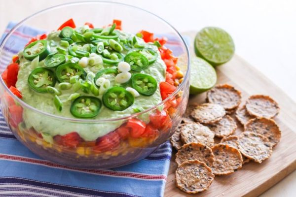 Vegan-7-Layer-Taco-Dip