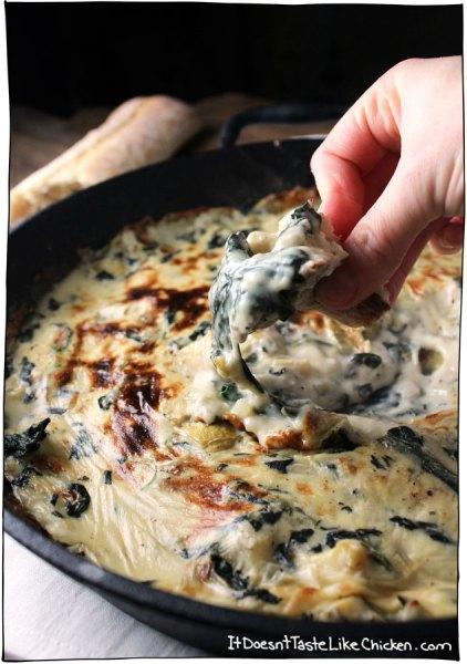 vegan-spinach-artichoke-dip-skinny
