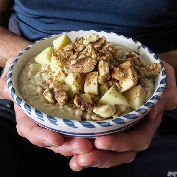 veganfitnesstv-oatmeal