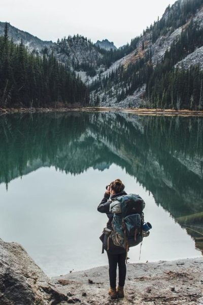backpacking-nature