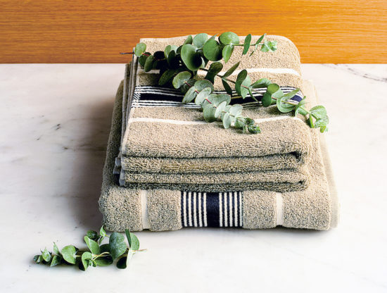 Eucalyptus Towels