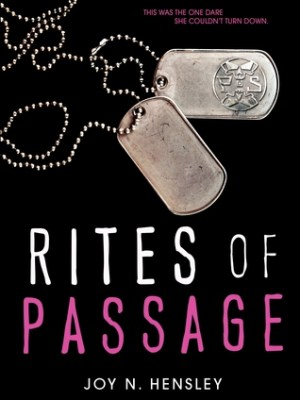 In Review: Rites of Passage by Joy N. Hensley