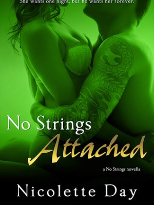 In Review: No Strings Attached (Falling for You #1) by Nicolette Day