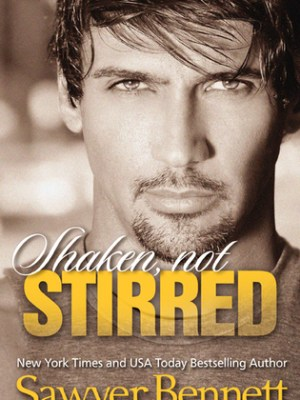 Blog Tour, Review & Teasers: Shaken, Not Stirred (Last Call #5) by Sawyer Bennett