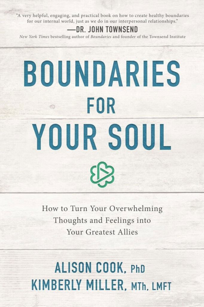 Boundaries for Your Soul Book