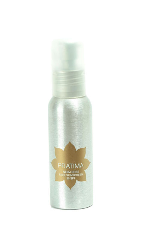 pratima rose neem sunscreen