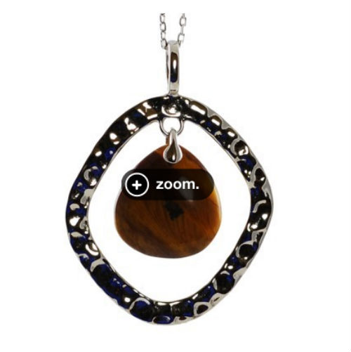 tigers eye necklace target