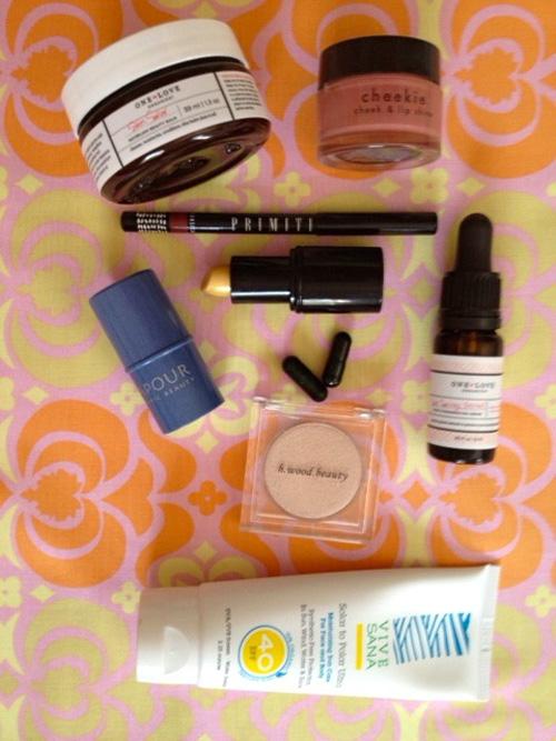 suzanne leroux one love organics natural beauty buff
