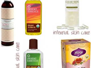 how to get clear skin @kimberlyloc